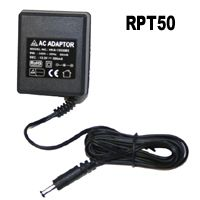 RPT50/RPT45 AC Charger Adaptor For Ring Power Packs