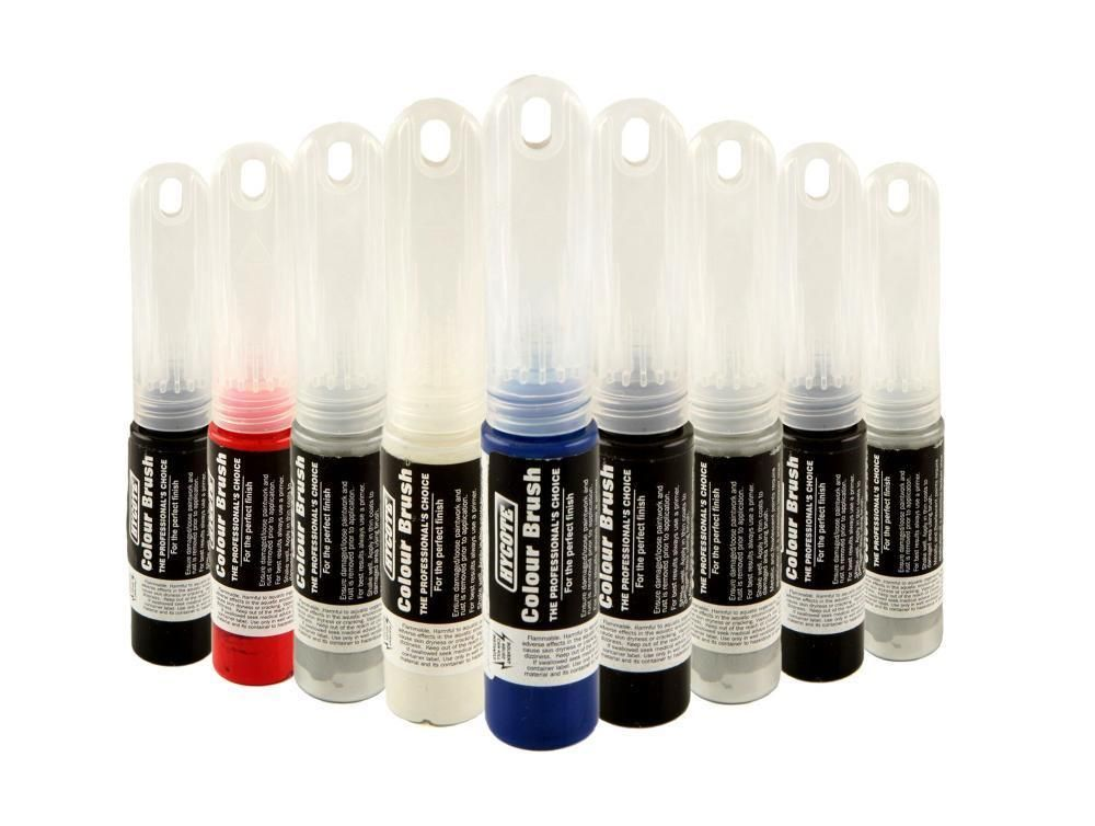 Vauxhall Star Silver Colour Brush 12.5ML Car Touch Up Paint Pen Stick Hycote