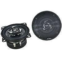4 inch Car Audio Stereo Speakers PAIR 150w Coaxial