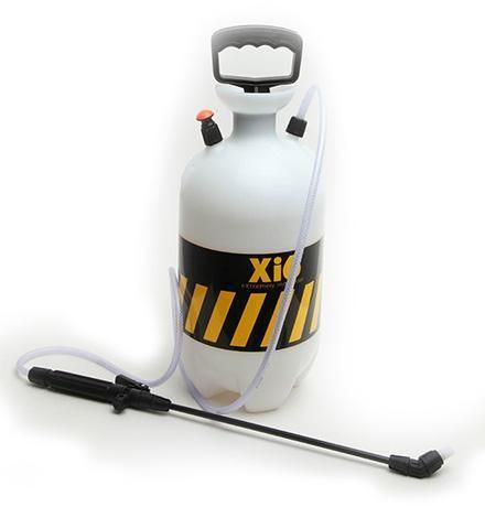 6 Litre Large Pressure Sprayer Pump Handle W/ Lance For Heavy Duty Chemicals