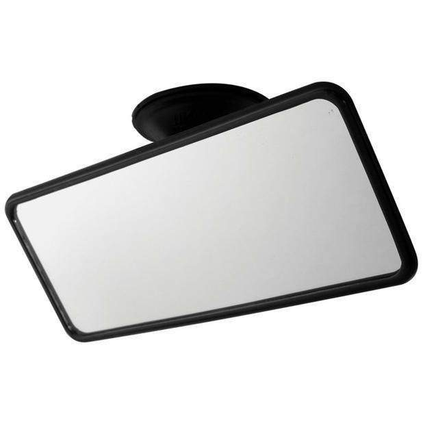 Car Interior Rear View Mirror With Suction Cup