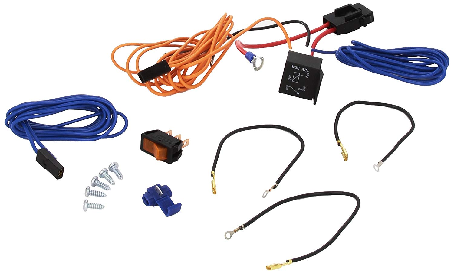 Driving Fog Lamp Light Wiring Kit Fast Fit Ring NEW on fog lamp socket, fog lamp relay, fog lamp lens, fog lamp housing, fog lamp switches, fog lamp bulbs, fog lamp lights, fog lamp assembly, fog lamp brackets, fog lamp connector, fog lamp mounting, fog lamp plug,