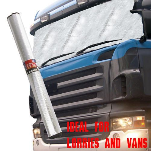 Lorry / Truck Windscreen Frost Cover XL 100x255cm