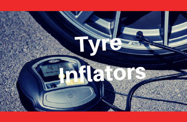 car tyre inflators section