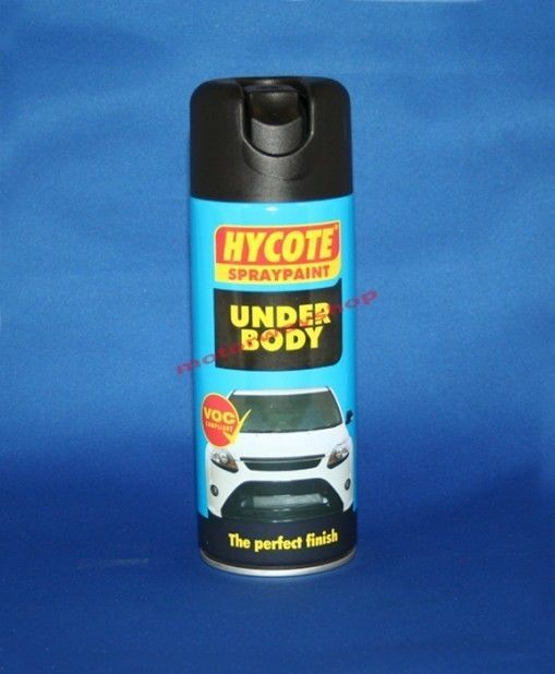 Underbody Chassis Protection Spray Paint Hycote 400ml12 00